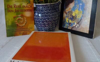 Eine bunte Büchermischung zu Ostern